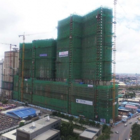 Construction on October 2016