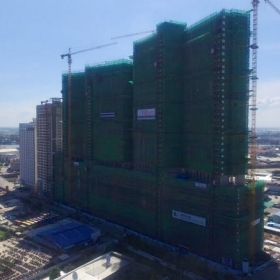 Construction on November 2016