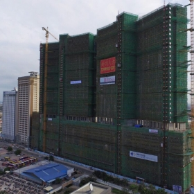 Construction on January 2017