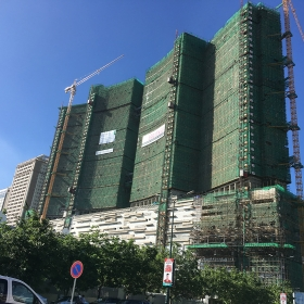 Construction on June 2017